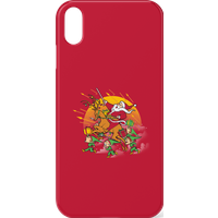 Tobias Fonseca Xmas War Phone Case for iPhone and Android - iPhone 5/5s - Snap Case - Matte