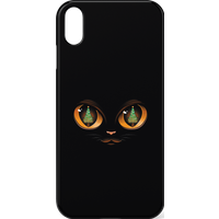 Tobias Fonseca Xmas Cat Attack Phone Case for iPhone and Android - Samsung S6 - Snap Case - Matte