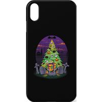 Tobias Fonseca Halloween Is My Xmas Phone Case for iPhone and Android - Samsung S10 - Snap Case - Ma