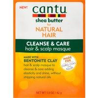 Cantu Nat Bentonite Clay Clarify and Renew Masque 42g