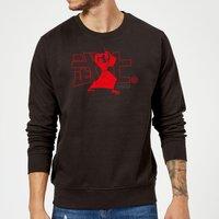 Samurai Jack Way Of The Samurai Sweatshirt - Black - XL - Black