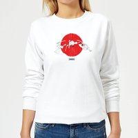 Samurai Jack Sunrise Women's Sweatshirt - White - XS - White