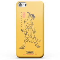 Samurai Jack Kanji Phone Case for iPhone and Android - Samsung S8 - Tough Case - Gloss