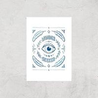 Wonder Seeker Art Print - A2 - Print Only