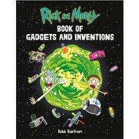 Rick and Morty: Book of Gadgets and Inventions - Gadgets Gifts