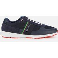 PS Paul Smith Men's Huey Running Style Trainers - Dark Navy - UK 11