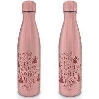 Disney Princess (Thirsty Work) Metal Drinks Bottle