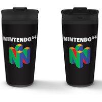 Nintendo (N64) Metal Travel Mug - Mug Gifts