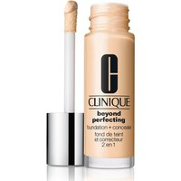 Base de Maquillaje y Corrector Clinique Beyond Perfecting Foundation and Concealer - WN 04 Bone