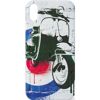 Moped Phone Case for iPhone and Android - iPhone 8 - Snap Case - Matte