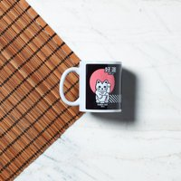 Ramen Lucky Cat Mug - Mug Gifts