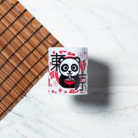 Ramen Panda Floral Mug - Floral Gifts