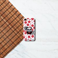Ramen Ramen Panda Floral Phone Case for iPhone and Android - Samsung Note 8 - Tough Case - Gloss - Floral Gifts