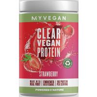 Clear Vegan Protein Powder - 320g - Strawberry