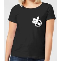 Ok Boomer Thumbs Up Women's T-Shirt - Black - XXL - Black - Black Gifts