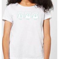 Pusheen Yum Repeat Women's T-Shirt - White - 5XL - White