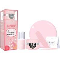 Le Mini Macaron Gel Manicure Kit - Fairy Floss