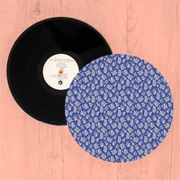 Coral Shapes Turntable Slip Mat - Coral Gifts