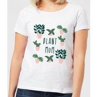Plant Mum Women's T-Shirt - White - XXL - White - White Gifts