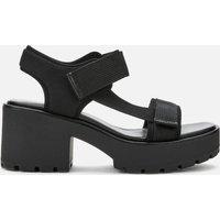 Vagabond Women's Dioon Heeled Sandals - Black - UK 7