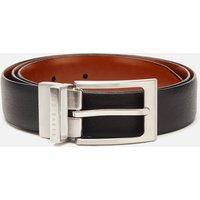 Ted Baker Men's Karmer Reversible Belt - Black - W32