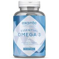 Essential Omega 3 Softgels