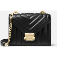 MICHAEL Michael Kors Womens Whitney Small Shoulder Bag - Black