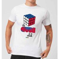 The Cube Club Men's T-Shirt - White - XS - White