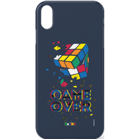Game Over Shattered Rubiks Cube Phonecase Phone Case for iPhone and Android - iPhone 6 Plus - Snap Case - Matte