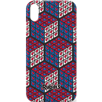 Rubik's Love Cube Phonecase Phone Case for iPhone and Android - Samsung S6 Edge Plus - Snap Case - M