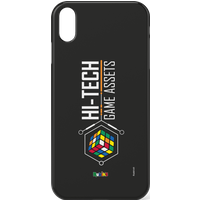Hi Tech Game Assets Phone Case Phone Case for iPhone and Android - iPhone 6S - Tough Case - Gloss