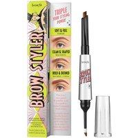 benefit Brow Styler Eyebrow Pencil & Powder Duo 1.1g (Various Shades) - 2.5 Neutral Blonde