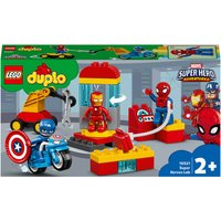 LEGO DUPLO Marvel: Super Heroes: Lab Set with Spiderman (10921)