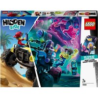 LEGO Hidden Side: Jack's Beach Buggy AR Games App Set (70428) - Games Gifts