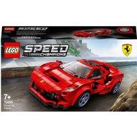 LEGO Speed Champions: Ferrari F8 Tributo Car Set (76895)