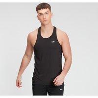 MP Men's Essentials Training Stringer Vest - Black - XL