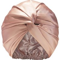 Slip Pure Silk Turban (Various Colours) - Pink