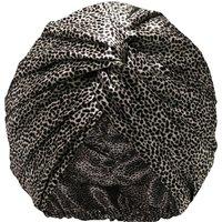 Slip Pure Silk Turban (Various Colours) - Leopard