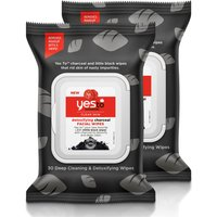 yes to Tomatoes Detoxifying Charcoal Mud Single Use Mask (Pack of 4)