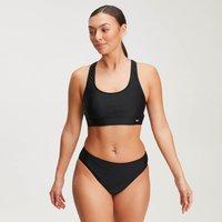 MP Women's Essentials Bikini Top - Black - XXL
