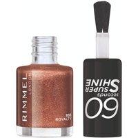 Rimmel 60 Seconds Super Shine Nail Polish 8ml (Various Shades) - 835 Royalty