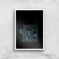 Florent Bodart A New Home Art Print - A3 - White Frame