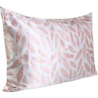 Slip Silk Pillowcase - Queen (Various Colours) - Feathers