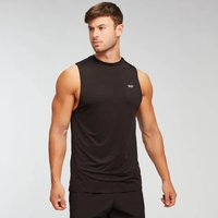 MP Men's Essentials Tank Top - Black/White (2 Pack) - XL