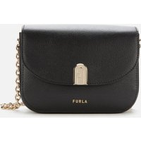 shop for Furla Women's 1927 Mini Cross Body Bag - Black at Shopo