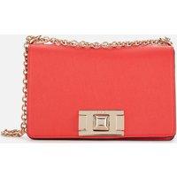 shop for Furla Women's Mimi' Mini Cross Body Bag - Red at Shopo