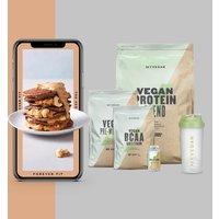 El Pack Vegano + Guía de entrenamientos y nutrición - Raspberry Lemonade - Sour Apple - Unflavoured