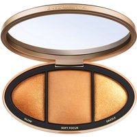 Too Faced Born This Way Turn Up the Light Skin-Centric Highlighting Palette - Deep to Rich
