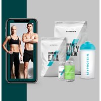 The Tone-Up Bundle + Free Training & Nutrition Guide - EAA - Strawberry and Lime - Chocolate Smooth