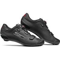 Sidi Sixty Road Shoes - Black/Black - EU 46